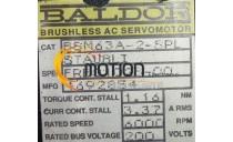 BALDOR BSM63A-2-SPL