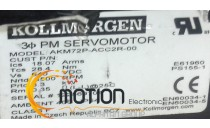 KOLLMORGEN AKM72P-ACC2R-00