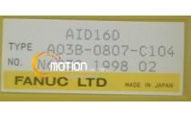 A03B-0807-C104 MODULE FANUC