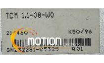 INDRAMAT TCM 1.1-08-W0 DRIVE