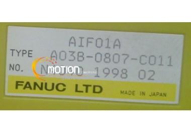MODULE FANUC A03B-0807-C011