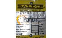 MOTEUR BALDOR BSM63A-333DI-B-700