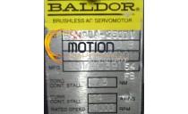 MOTEUR BALDOR BSM90A-250DI
