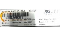 MOTEUR BR AUTOMATION 8LSA46.R0022D100-0