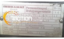 MOTEUR INDRAMAT MAC093C-0-KS-4-C/110-B-3/WI538LV