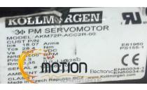 MOTEUR KOLLMORGEN AKM72P-ACC2R-00